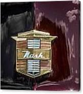 Nash Insignia Canvas Print