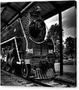 Nashville Locomotive  Canvas Print