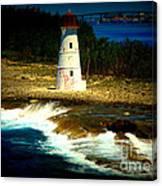 Nassau Lighthouse Canvas Print