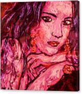 Natalie 1 Canvas Print
