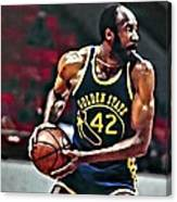 Nate Thurmond Canvas Print