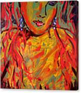 Nathaly Canvas Print