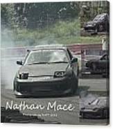Nathan Mace Canvas Print