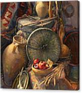 National Armenian Still-life Canvas Print