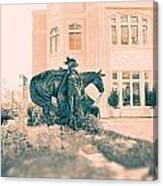National Cowgirl Museum V2 Canvas Print