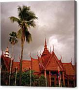 National Museum Of Cambodia Canvas Print