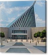 National Museum Of The Marine Corps Canvas Print
