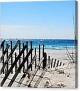 National Seashore Canvas Print