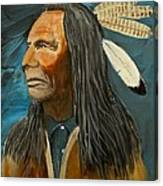 Native Land Canvas Print