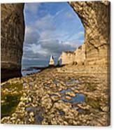 Natural Arches  Canvas Print