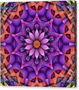 Natural Attributes 15 Square Canvas Print