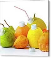 Natural Juice Canvas Print