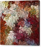 Naturaleaves - 88c02 Canvas Print