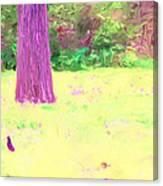 Nature Painting / Digital Art Canvas Print