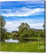 Nature Preserve Segete Canvas Print