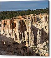 Natures Caves Canvas Print