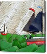Natures Elements Art-1 Canvas Print