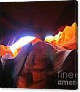 Natures Flare For Art Canvas Print