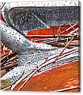Natures Noose Canvas Print