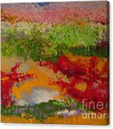Nature's Palette Canvas Print