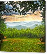 Nature's Theater Canvas Print