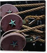 Nautical Ties Canvas Print
