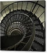 Nautilus Stairway Canvas Print