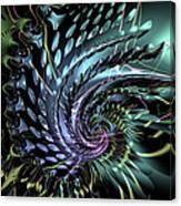 Nautilustre Canvas Print