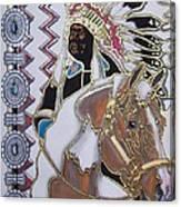 Navajo 02 Canvas Print
