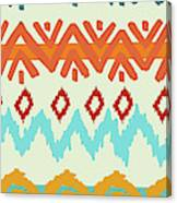 Southwest Pattern I Canvas Print