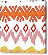 Southwest Pattern IIi Canvas Print