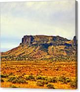 Navajo Nation Monument Valley Canvas Print