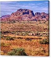 Navajo Nation Series 2 Canvas Print