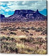 Navajo Reservation Series 1 Canvas Print