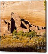 Navajo Ruins Canvas Print