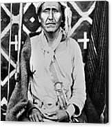 Navajo Shaman, C1880 Canvas Print