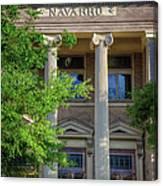 Navarro County Courthouse Canvas Print