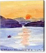 Navplion 6hr 35am Serenity Ps 11041 Canvas Print