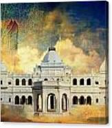 Nawab's Palace Canvas Print