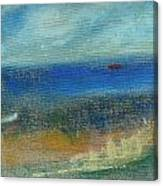 Near Donaghadee Canvas Print