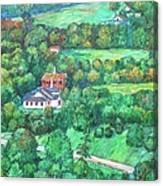 Near Tuggles Gap Canvas Print
