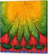 Nearer Sun Canvas Print