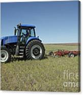Nebraska Farming Canvas Print
