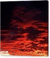 Nebular Sonata Canvas Print