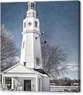 Neenah Lighthouse Canvas Print