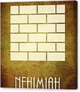Nehimiah Canvas Print