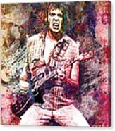 Neil Young Original Painting Print Canvas Print
