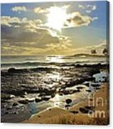 Neneu Sunset Canvas Print