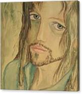 Nephrite Canvas Print