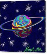 Neptune Ss Canvas Print